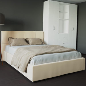 """Кровать """"Тюмень"""" без основания"""